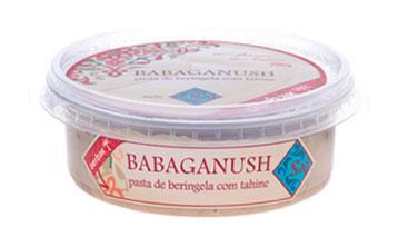 Babaganush - Linha Saj