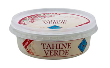 Tahine Verde - Linha Saj